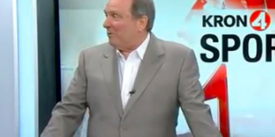 Sportscaster Gets Real Awkward In Lecturing News Anchor