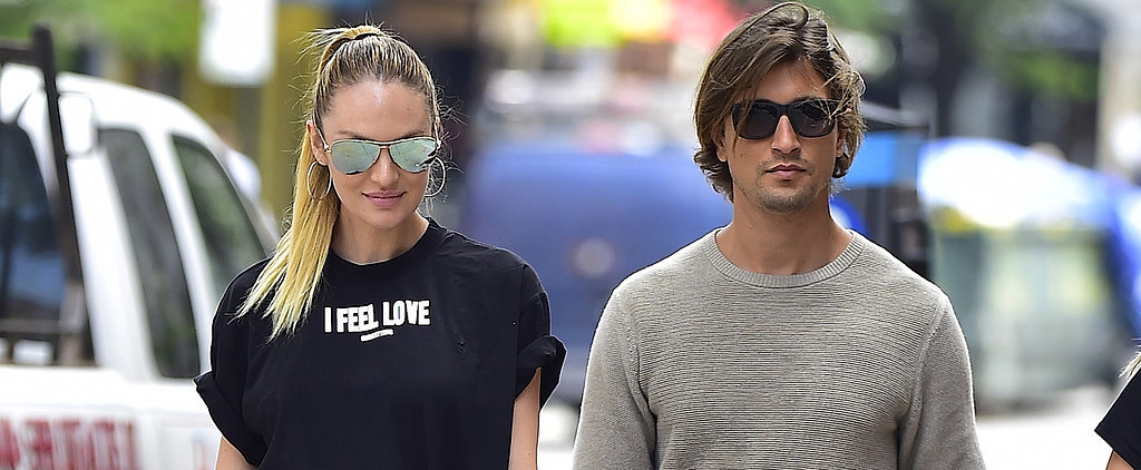 You'll Totally Feel the Love For Candice Swanepoel's Latest Maternity Look