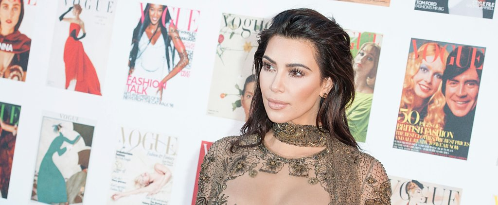 Contouring Queen Kim Kardashian Is Officially Over Contouring