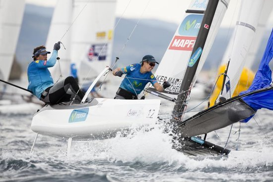 FROM TIME: Spanish Olympic Sailors Assaulted in Tourist Area of Rio de Janeiro