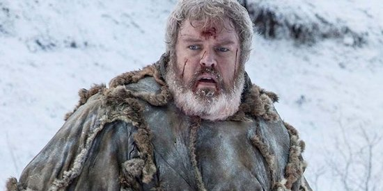 Hodor Actor Predicted His Character's Death On 'Game Of Thrones' Years Ago