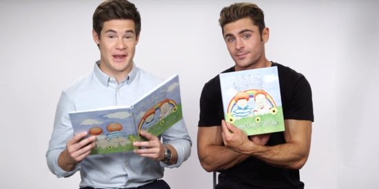 Zac Efron & Adam DeVine Are Here To Tell You A Raunchy Bedtime Story