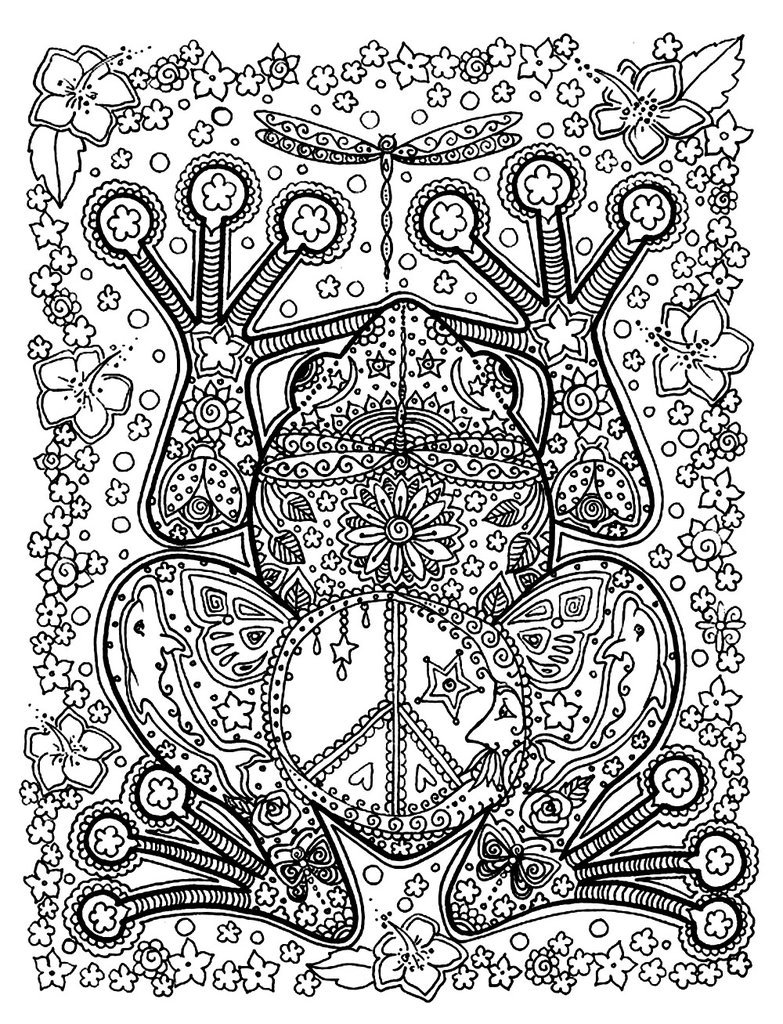 Free Coloring Pages For Adults | POPSUGAR Smart Living