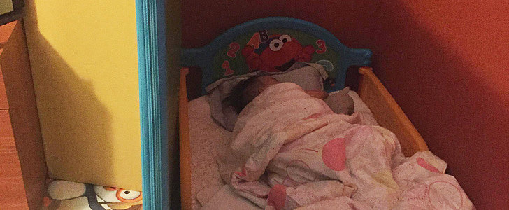 """Why This Boy Sleeping in """"His Own Room"""" Will Make You Count Your Blessings Right This Second"""