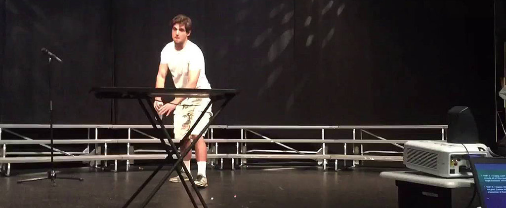 This Talent Show Trick Is Quickly Becoming the Internet's New Favourite Meme
