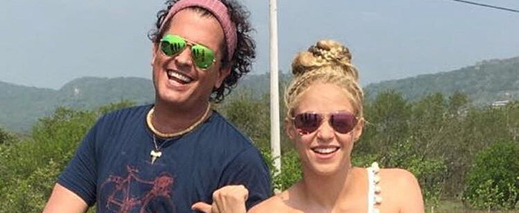 "Get Ready to Hit Repeat on Shakira and Carlos Vives's New Song, ""La Bicicleta"""