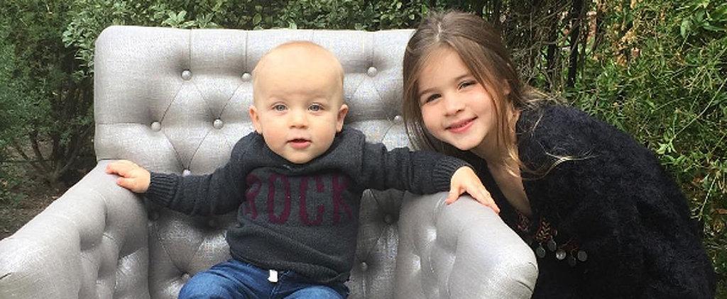 Tiffani Thiessen's Sweet Family Photos Are Absolutely Adorable