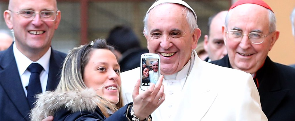 Pope Francis Loves YouTube Beauty Tutorials as Much as You Do