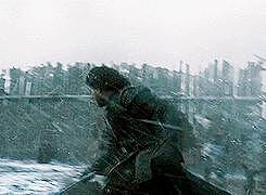 Jon Snow's Fight Scenes on Game of Thrones