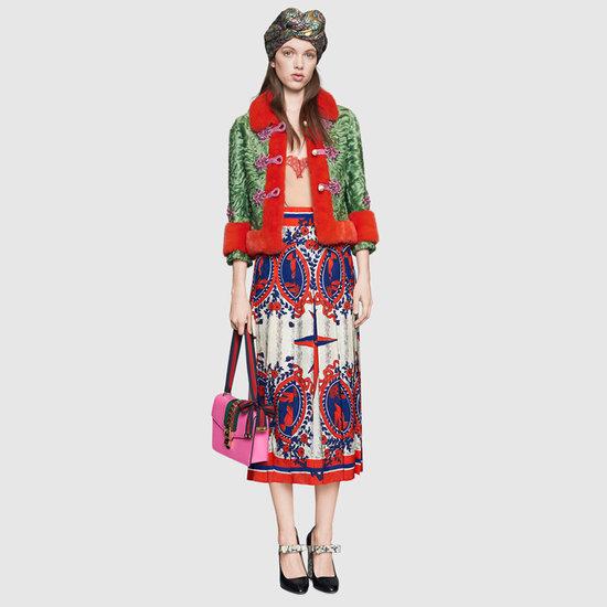Brighten Your Winter Wardrobe With Colourful Accessories