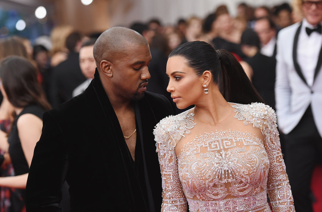 The pair dressed to the nines for 2015's Met Gala.