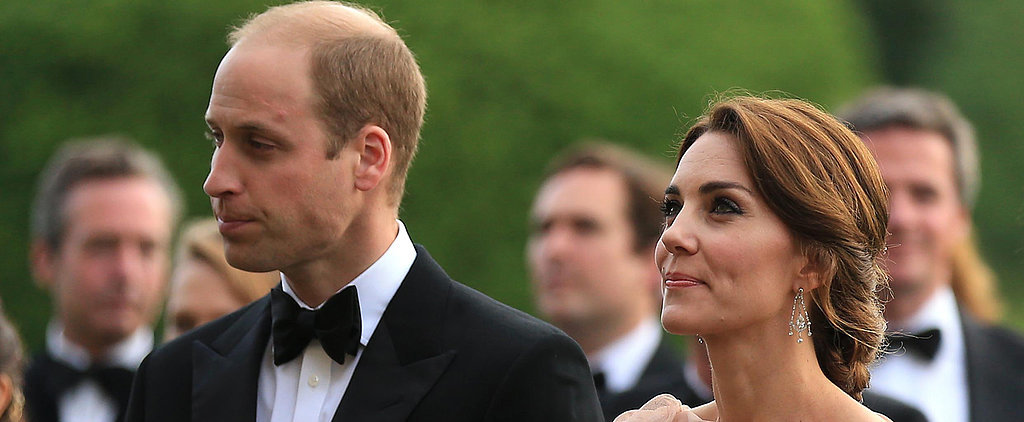 The Duke and Duchess of Cambridge Turn a Charity Event Into a Glamorous Date Night