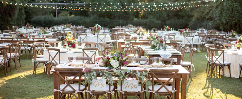 Everything You Need to Know About Throwing a Backyard Wedding