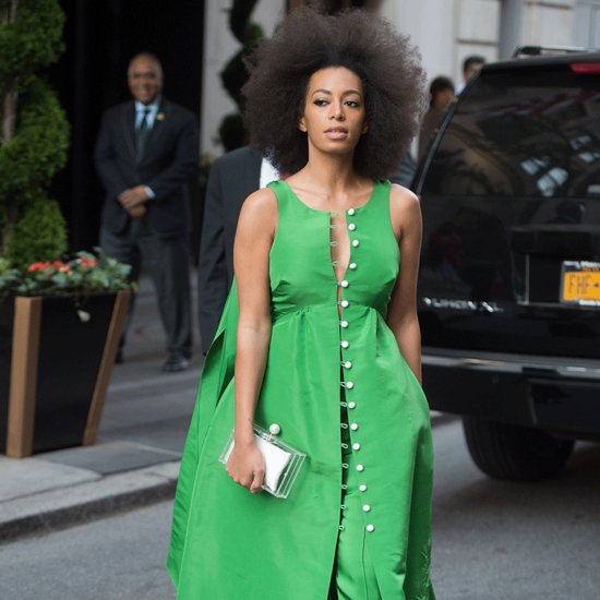 Solange Knowles Red Carpet Fashion Pictures