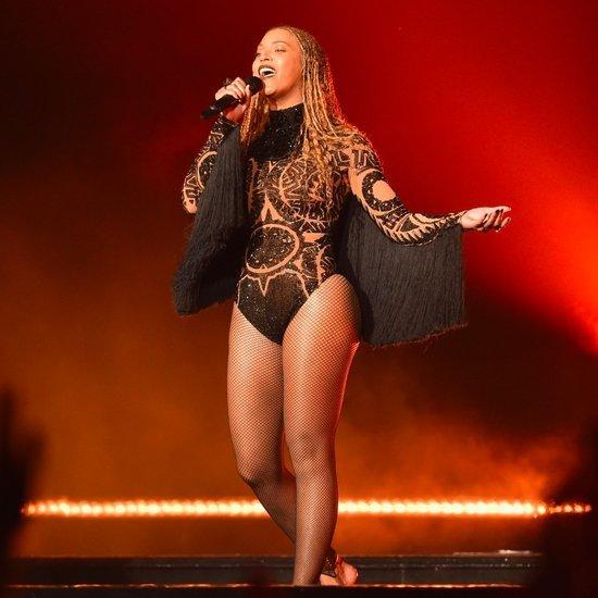Beyonce at 2016 BET Awards