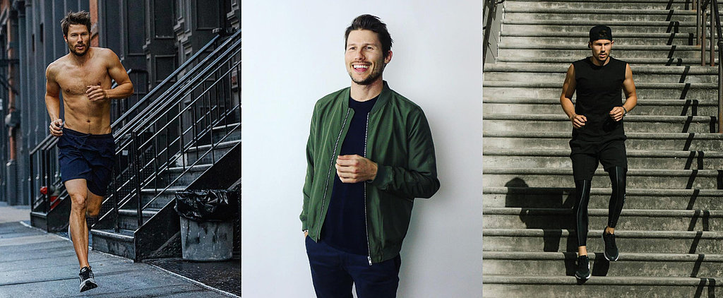 My Week in Workouts: Jason Dundas