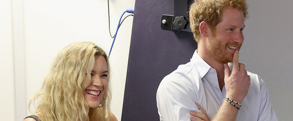 Prince Harry and Joss Stone Spending the Day With a Young Choir Hits Just the Right Note