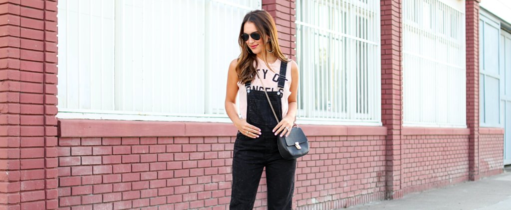 POPSUGAR Select Blogger Buzz: 1 Chic Way to Style Overalls