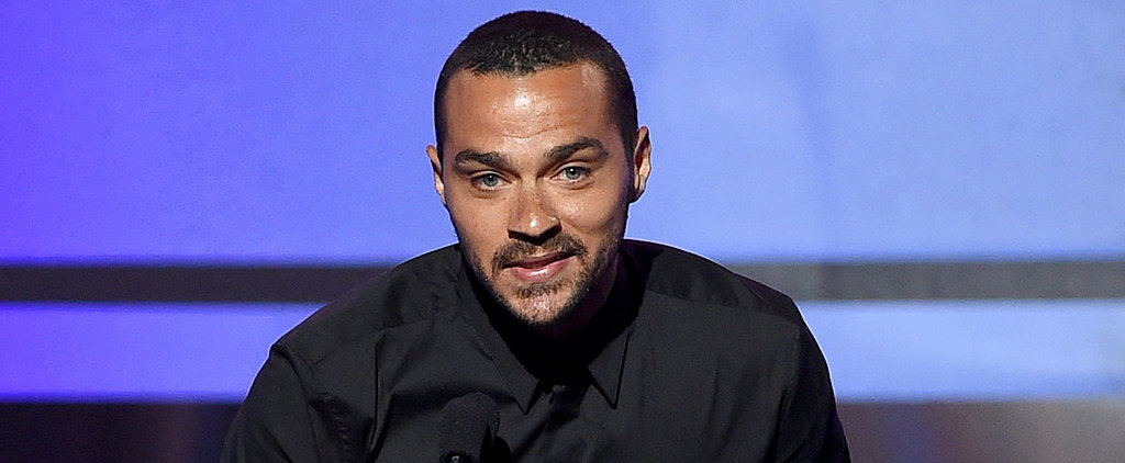 """Jesse Williams on His BET Awards Speech: I Want to """"Give People a Sense That They Are Not Alone"""""""