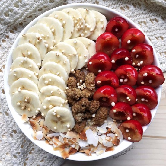 Oatmeal Topping Ideas