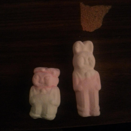 Marshmallow Rabbit Looks Like Kim Jong-Un