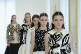 Let the Dior Haute Couture Models Be Your Ultimate Cat-Eye Inspiration