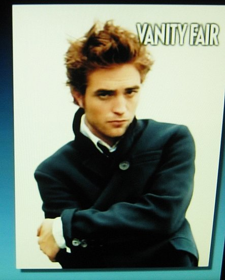 Pics of Rob from the new issue of Vanity Fair!!!!!