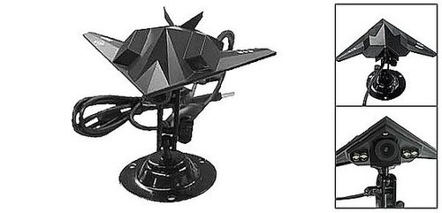 F117 Nighthawk fighter webcam