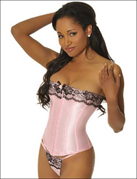LoveFiFi fashion corsets in sizes Small to 6X