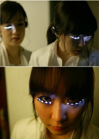 LED Eyelashes From Japan
