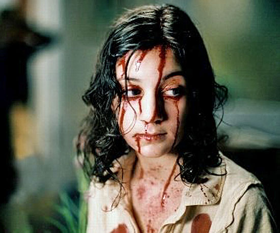 The Let the Right One In Vampire