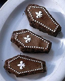 Brownie Coffin Recipe