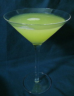 Easy Halloween Recipe for Jade Cocktail