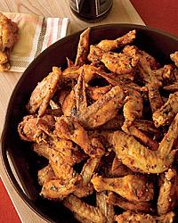 Michael Symon's Sriracha Chicken Wing Recipe