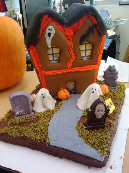 Halloween Treats Made by You!