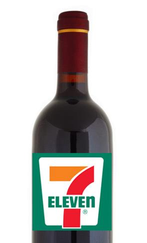 7-Eleven Launches $4 Value Wine Label