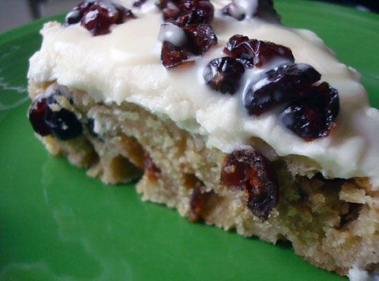 Yummy Links: From Cranberry Bars to Drink Sticks