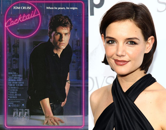 Katie Holmes May Star in a Broadway Musical Version of Cocktail