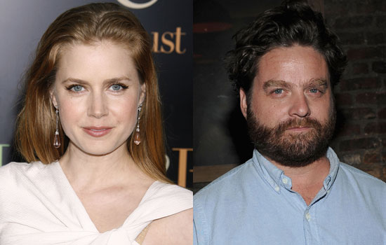 Amy Adams and Zach Galifianakis In Talks to Star in Ridley Scott Dramedy Town House