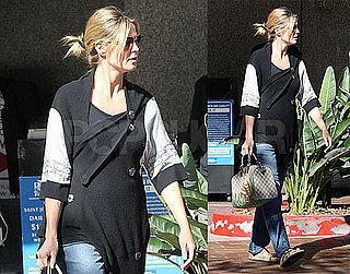 Photos of Heidi Klum Running Errands in LA With Bodyguard