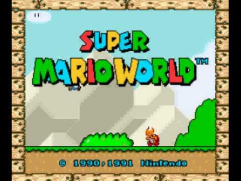 Super Mario World Proposal