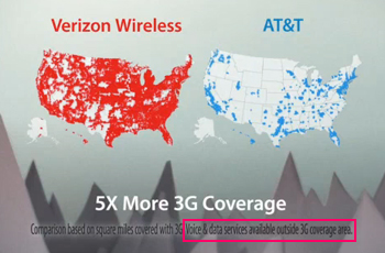 New Verizon Commercial Bashes iPhone and AT&T