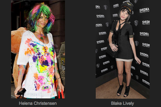 Play Our Fabulous Halloween Fashion Faceoff!