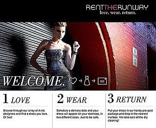 Rent Designer Clothing Online