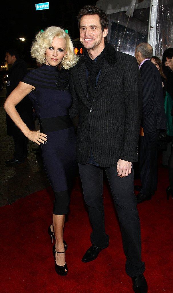 Power Couple: Jim Carrey and Jenny McCarthy