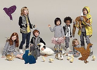 Stella McCartney's Designs For BabyGap and GapKids Debuts