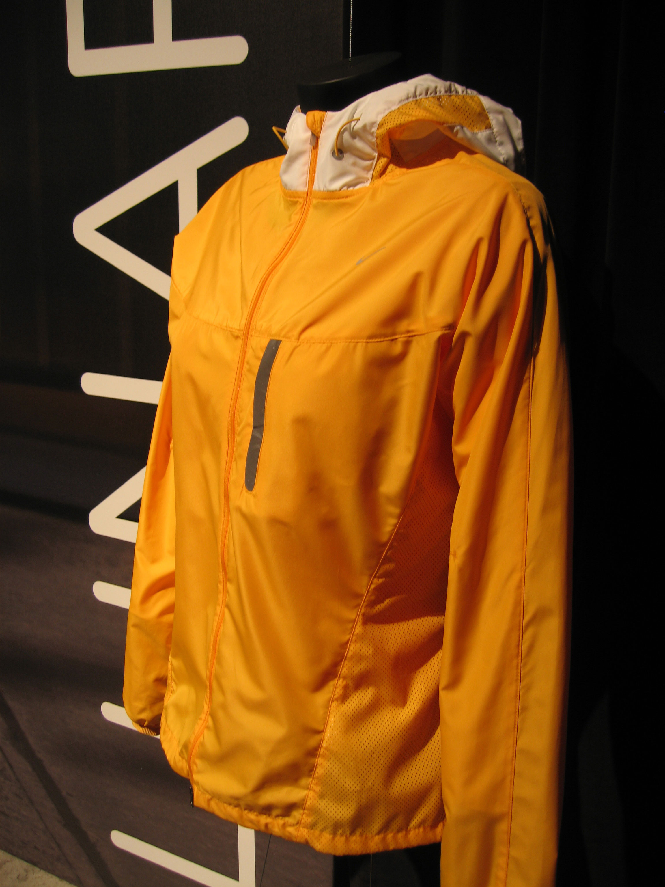 Running Jacket with Hood