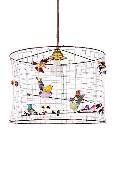 Desire/Acquire: Anthropologie Songbird Chandelier