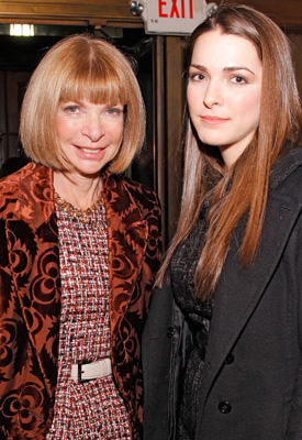 Stylish Mother Poll Anna Wintour Bee Schafer