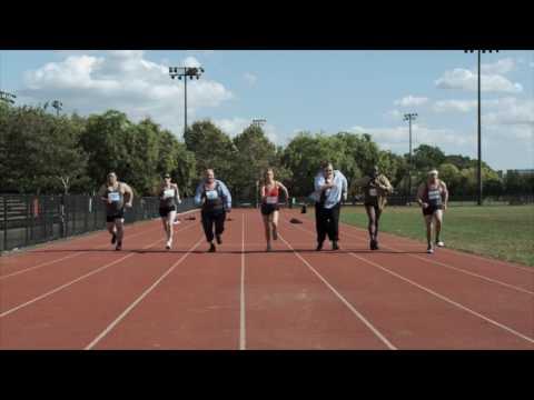 Heather Graham Races For Public Option — Love It or Leave It?